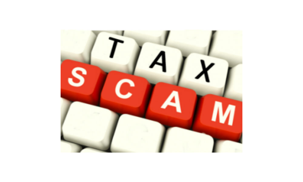 Think you might have been a victim of a tax scam?